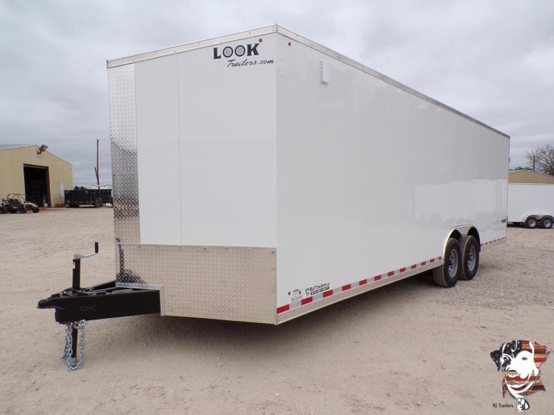 2021 Look Trailers 8.5 X 24 Element SE Enclosed Cargo Trailer