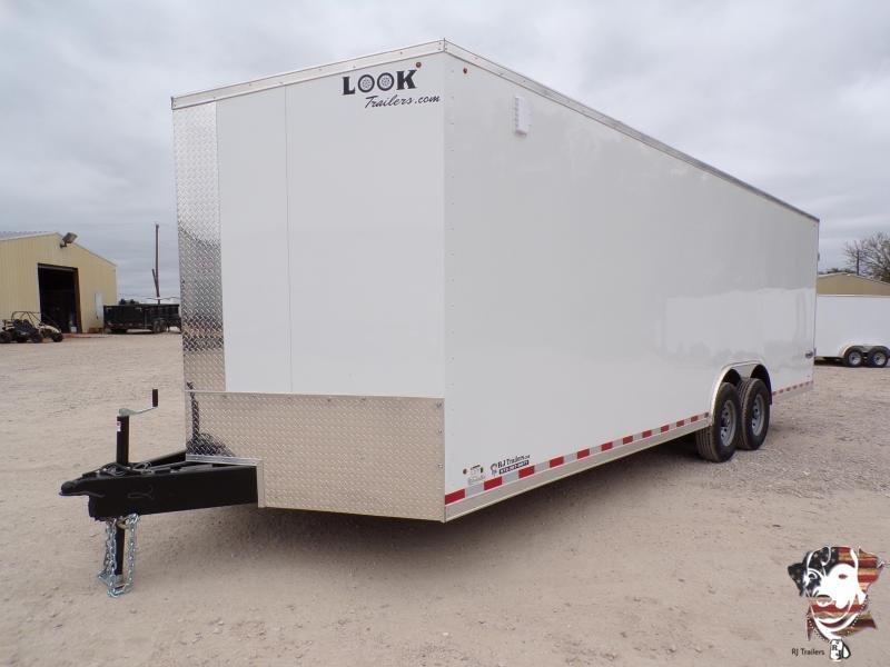 2021 Look Trailers 8.5 X 24 Element SE Enclosed Cargo Trailer