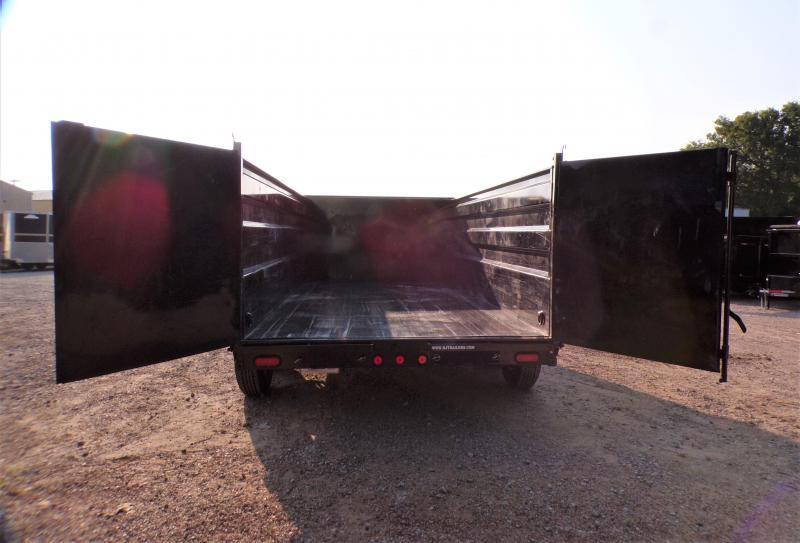 2021 PJ Trailers 82 x 14 Dump Trailer