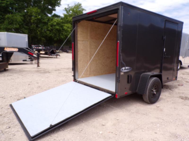 2022 Look Trailers 6 X 12 Element Enclosed Cargo Trailer