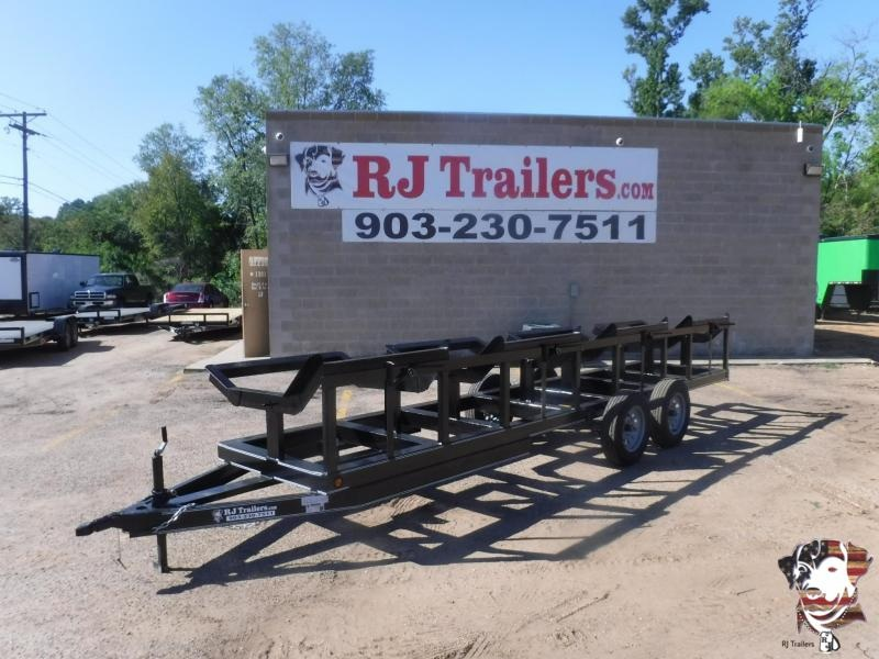 "2020 Tiger 48"" x 20 Hay Bale Equipment Trailer"