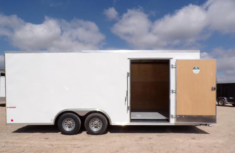 2021 Cargo Mate 8.5 x 20 E-Series Enclosed Cargo Trailer