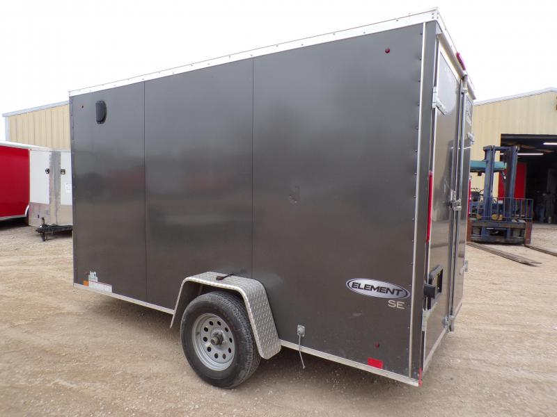 2021 Look Trailers 12' Element SE Enclosed Cargo Trailer