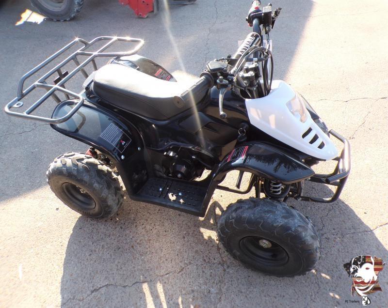 2021 Bennche Hawk 110 Youth 4-Wheeler ATV