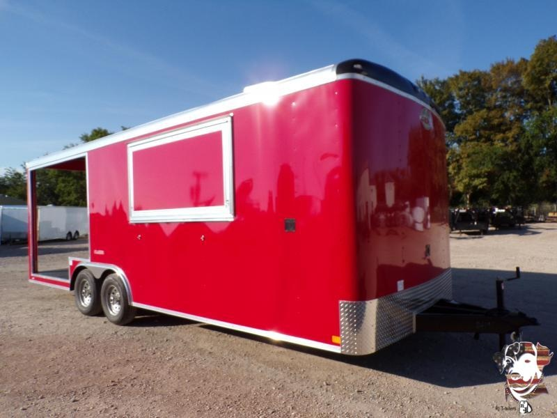 2020 Cargo Mate 8.5 x 22 Blazer Concession Vending / Concession Trailer