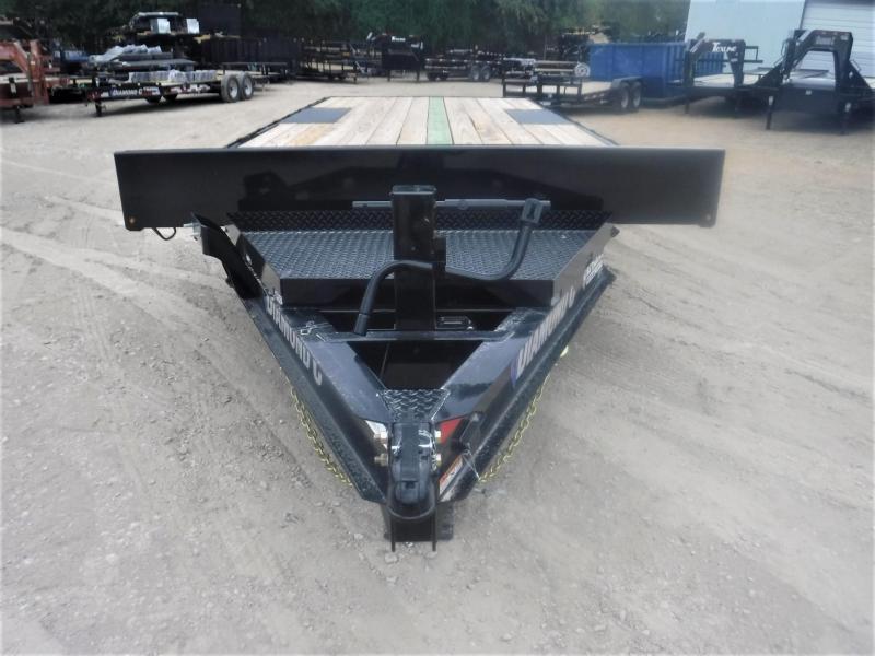2020 Diamond C Trailers 102 x 20 DEC207 Equipment Trailer