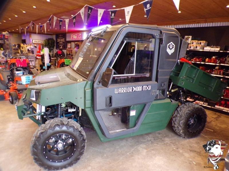 2020 Bennche Warrior Max 1000 Utility Side-by-Side (UTV)