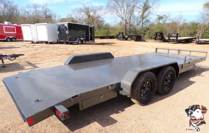 2021 Buck Dandy 83 x 20 BCH-101 Car Hauler Trailer