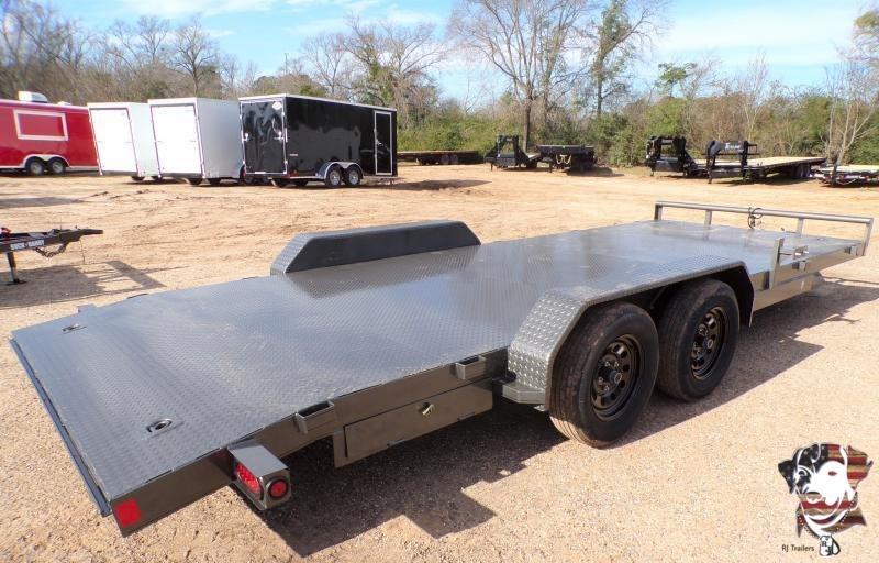 2021 Buck Dandy 83 x 20 BCH-101 Car Hauler Trailer