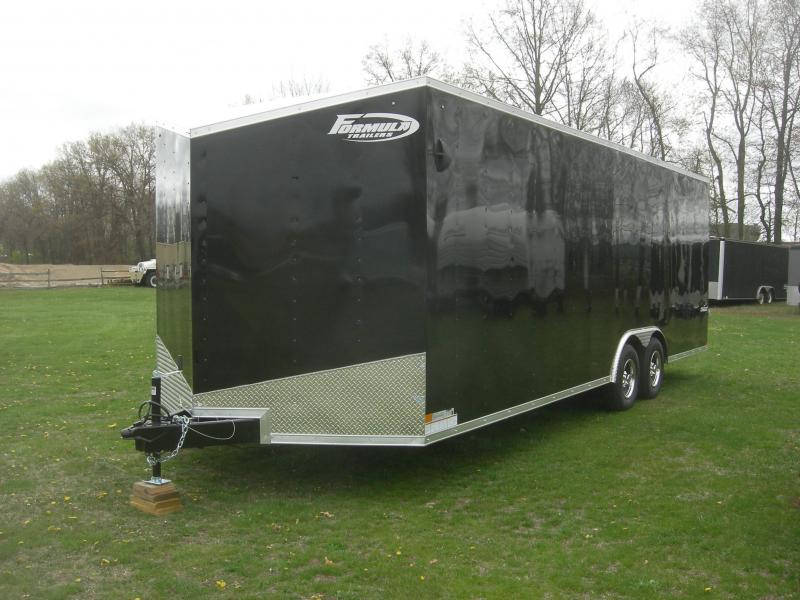 2022 Formula Trailers FSCBA8.5x24TE3 Car / Racing Trailer