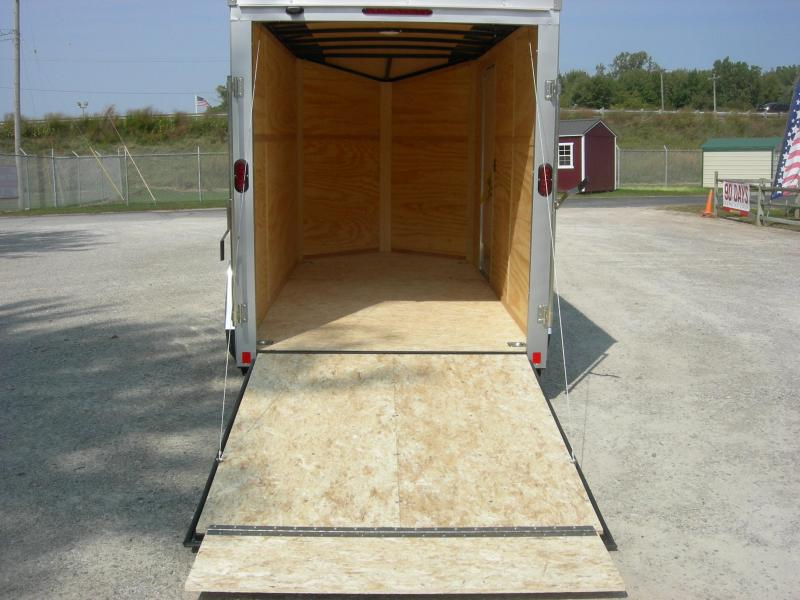 2021 Interstate 1 Trailers SFC 6x12SAFS Enclosed Cargo Trailer