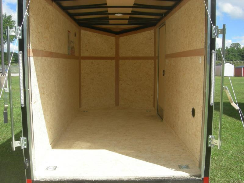 2022 Look Trailers LSCBC6x12SI Enclosed Cargo Trailer