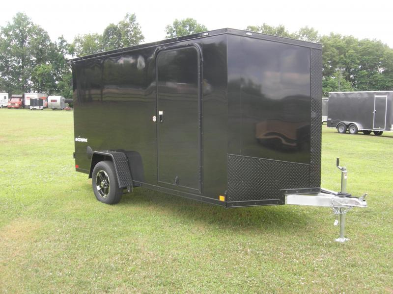 2021 Impact Trailers IACFB6x12 Enclosed Cargo Trailer