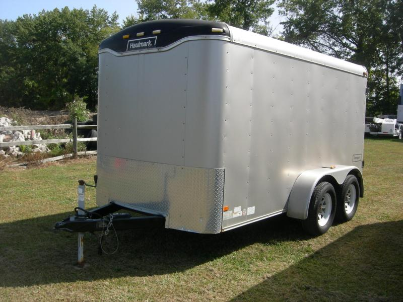 2008 Haulmark TS6x12DT2 Enclosed Cargo Trailer