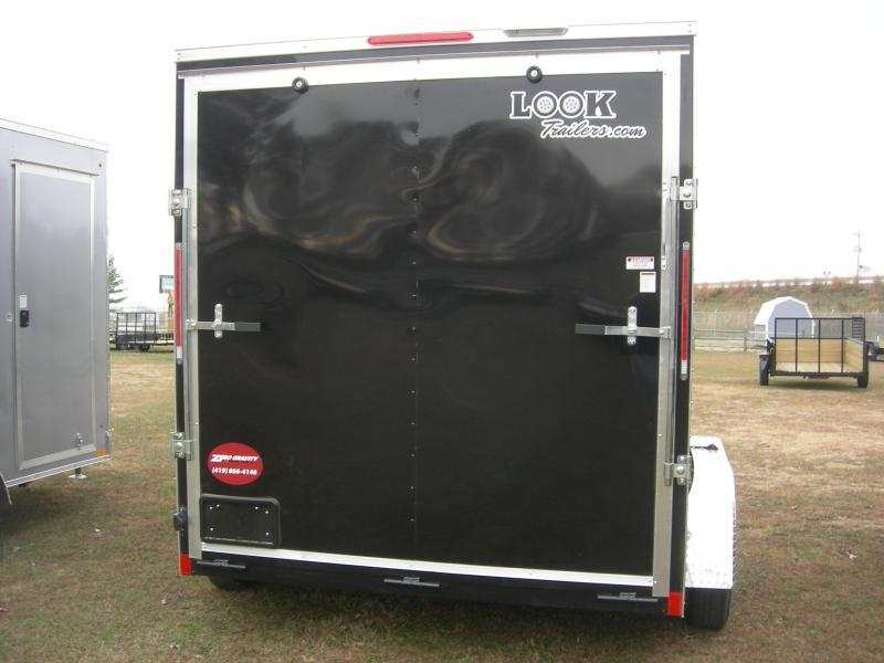 2021 Look Trailers LSCBC7x12TE2 Enclosed Cargo Trailer