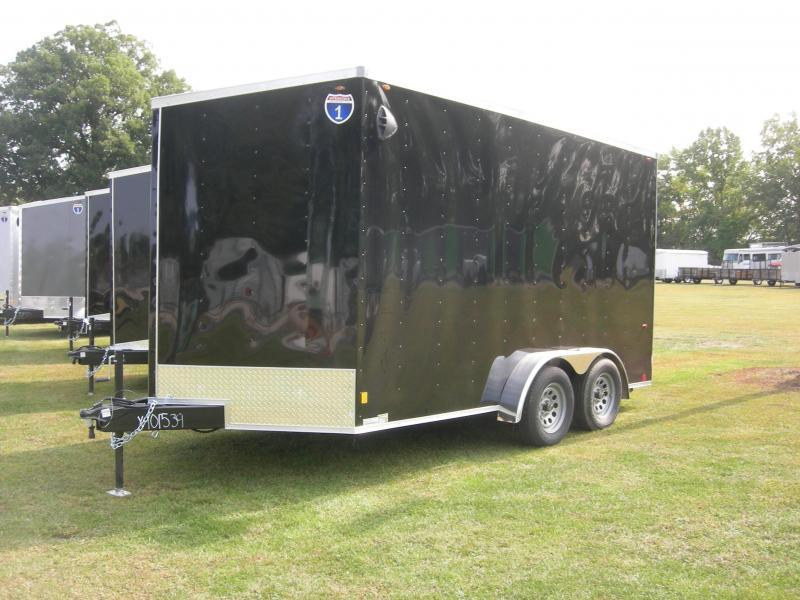 2021 Interstate 1 Trailers SFC7x14TE2 Enclosed Cargo Trailer