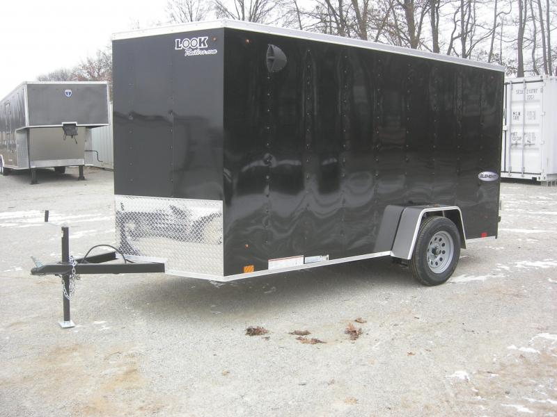 2021 Look Trailers LSCBA6x12SI2 Enclosed Cargo Trailer