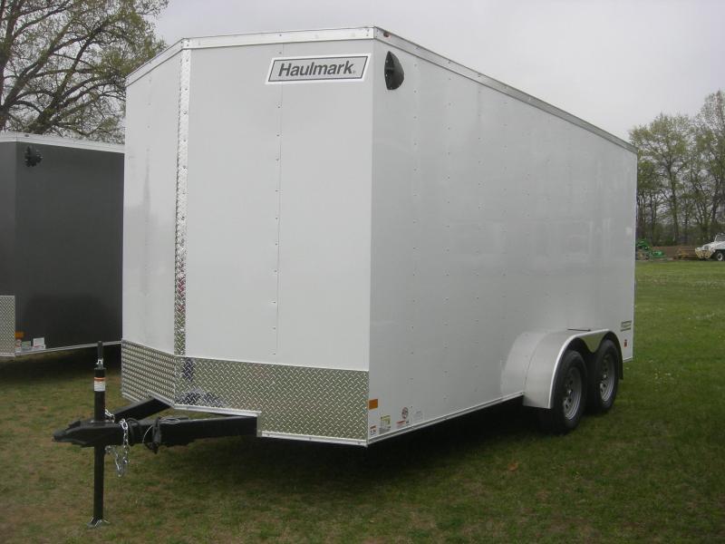 2021 Haulmark PP714T-2 Enclosed Cargo Trailer