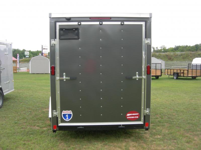 2021 Interstate 1 Trailers SFC6x12SA Enclosed Cargo Trailer