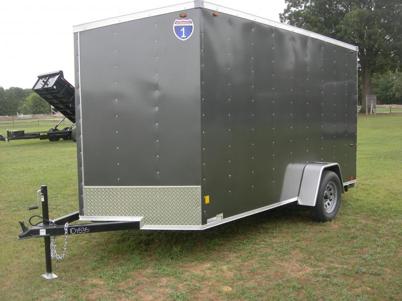 2021 Interstate 1 Trailers SFC6x12SA Enclosed Cargo Trailer