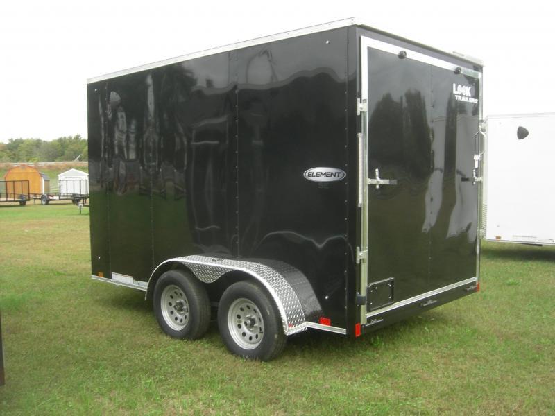 2022 Look Trailers LSCBC7x12TE2 Enclosed Cargo Trailer