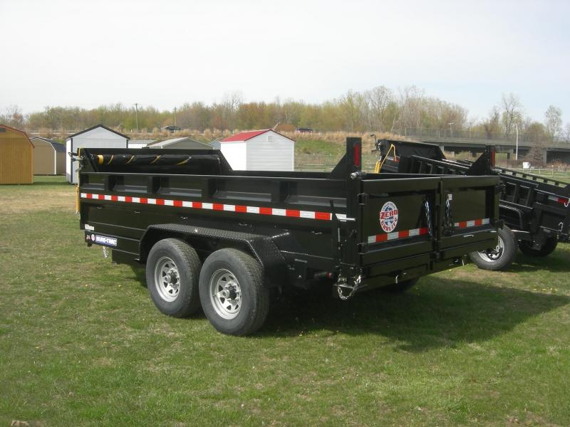 2021 Sure-Trac ST8214TLDD Dump Trailer