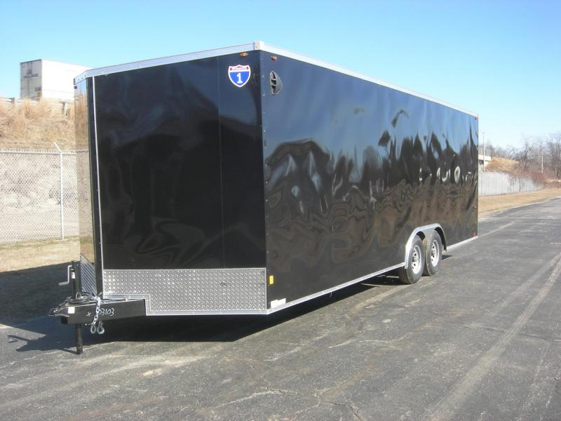 2021 Interstate 1 Trailers SFC8x24TA3XLT Enclosed Cargo Trailer