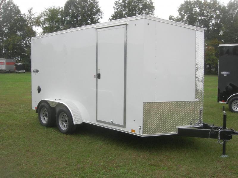 2022 Look Trailers LSCBC7x14TE2 Enclosed Cargo Trailer