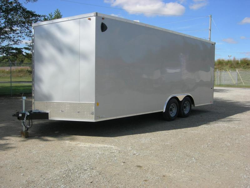 2021 Interstate 1 Trailers SFC8x20TA3XLT Car / Racing Trailer