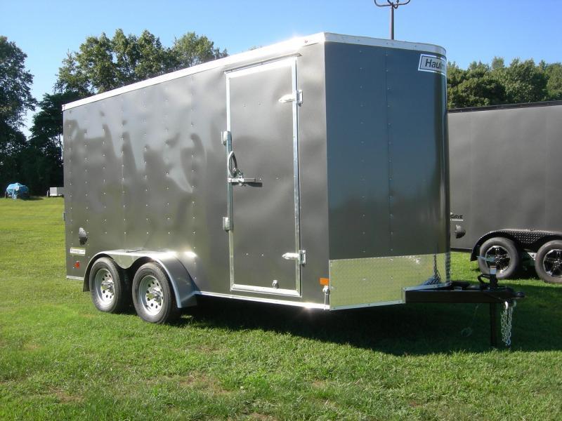 2021 Haulmark PP7x14T2-D Enclosed Cargo Trailer