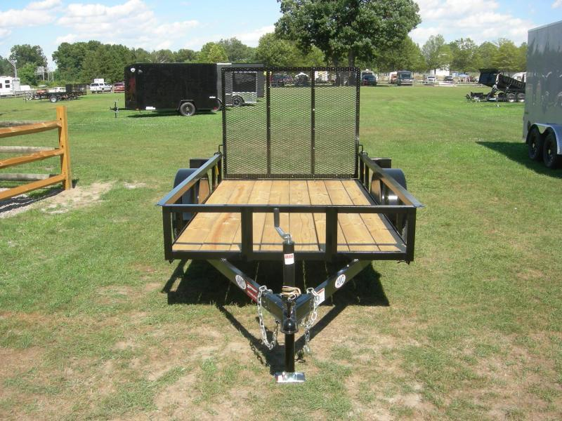 2021 American Manufacturing Operations (AMO) US5x10LS Utility Trailer