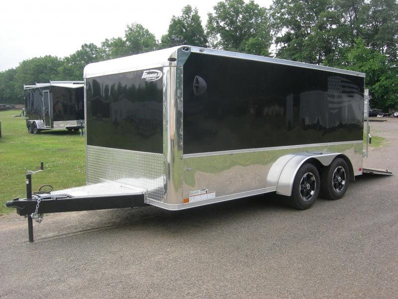 2021 Formula Trailers FSCBC7x14TE2 Motorcycle Trailer