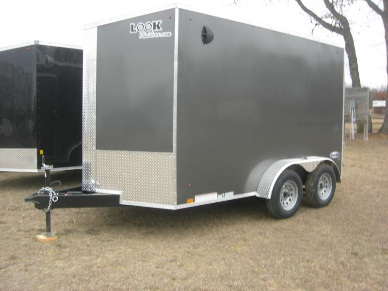 2021 Look Trailers LSCBC7x12TE2 Enclosed Cargo Trailer