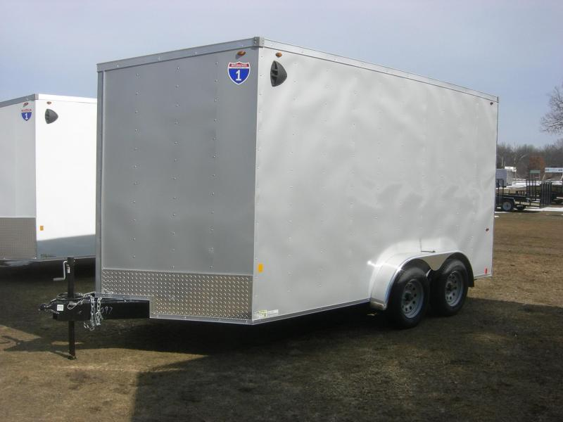 2021 Interstate 1 Trailers SFC7x14TA2 Enclosed Cargo Trailer