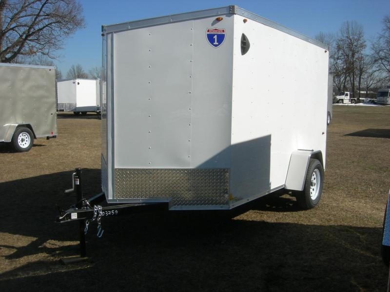 2021 Interstate 1 Trailers SFC6x10SI Enclosed Cargo Trailer
