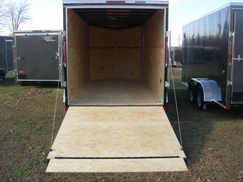 2021 Look Trailers LSCAB7x16TE2 Enclosed Cargo Trailer