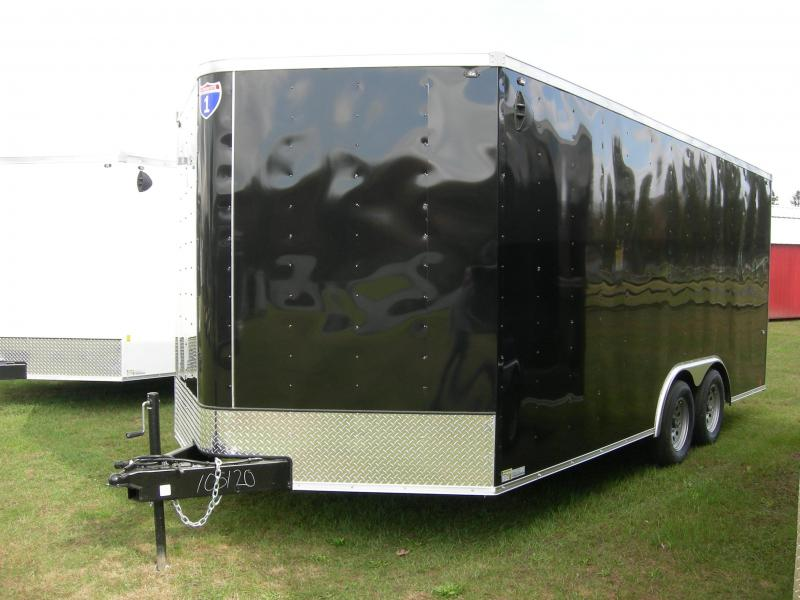 2022 Interstate 1 Trailers SFC 8.5x18TE2 Enclosed Cargo Trailer