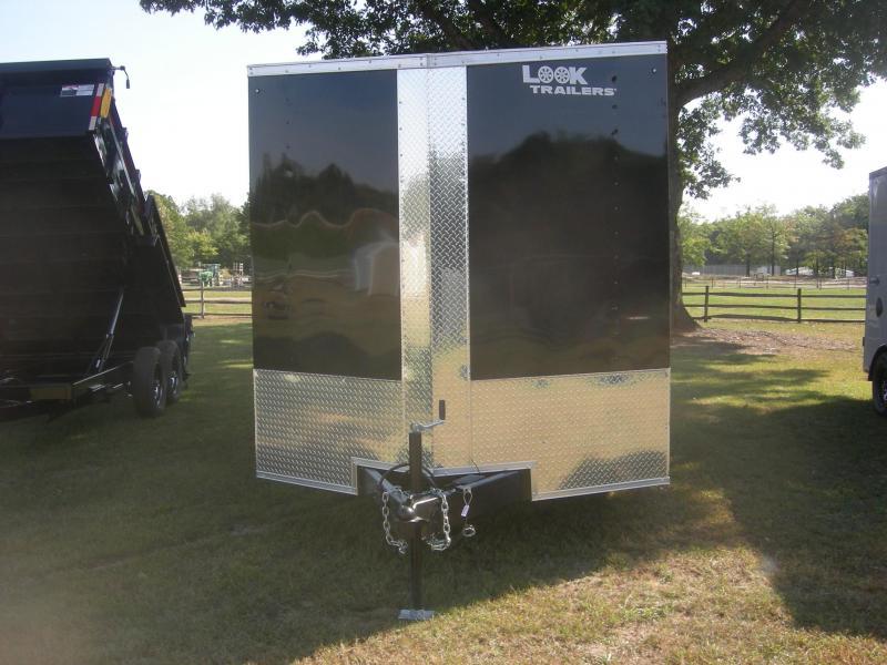 2022 Look Trailers LSCBC7.5x16TE2 Enclosed Cargo Trailer