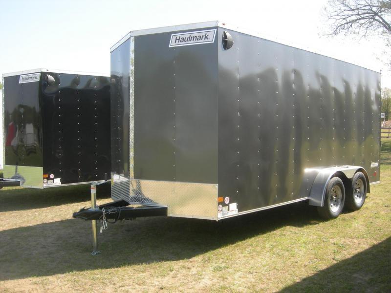 2021 Haulmark PP716T-2 Enclosed Cargo Trailer