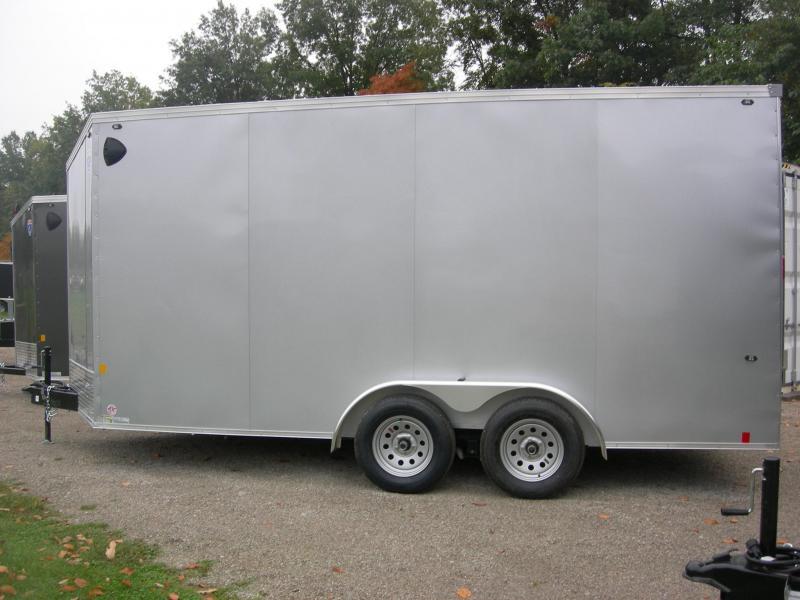 2022 Interstate 1 Trailers SFC7x16TA2 Enclosed Cargo Trailer