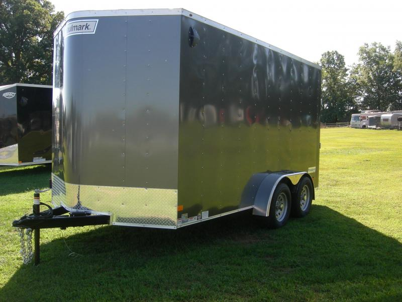 2021 Haulmark PP7x14T2-D Enclosed Cargo Trailer