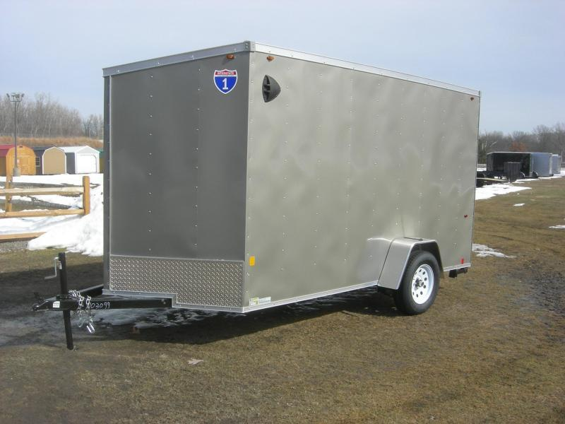 2021 Interstate 1 Trailers SFC6x12SI Enclosed Cargo Trailer