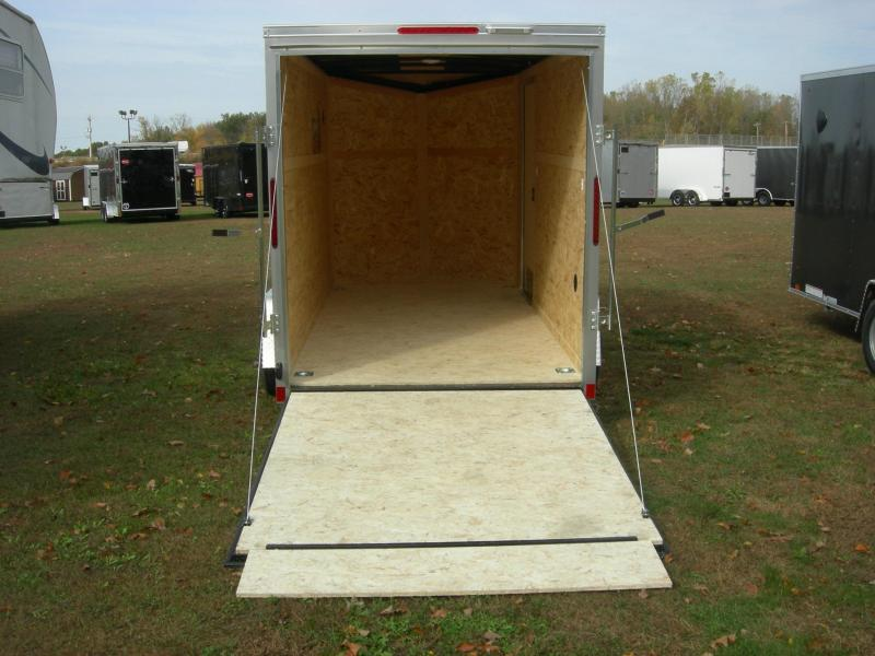2021 Look Trailers LSCAB6x12Si DLX Enclosed Cargo Trailer