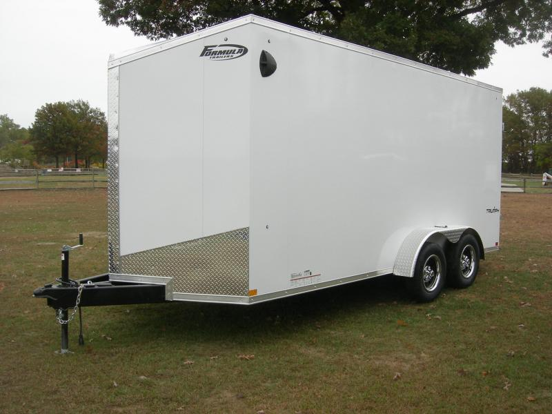 2021 Formula Trailers FSCDA7x16TE2 Enclosed Cargo Trailer