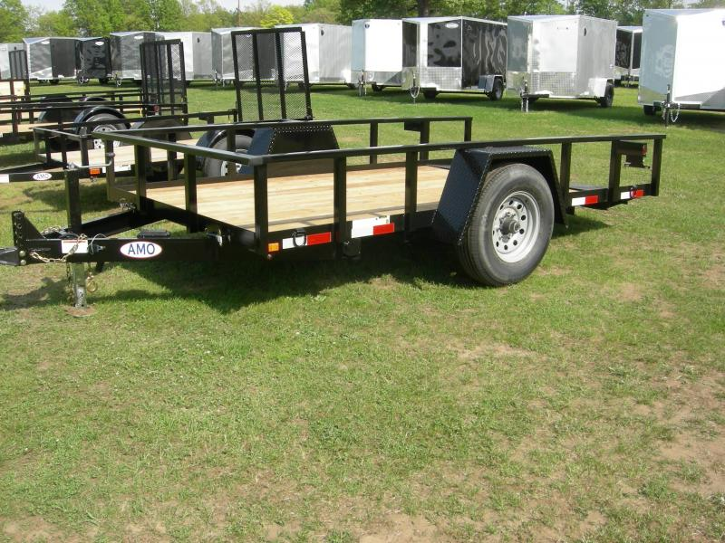 2020 American Manufacturing Operations (AMO) UF76x12Tilt Utility Trailer