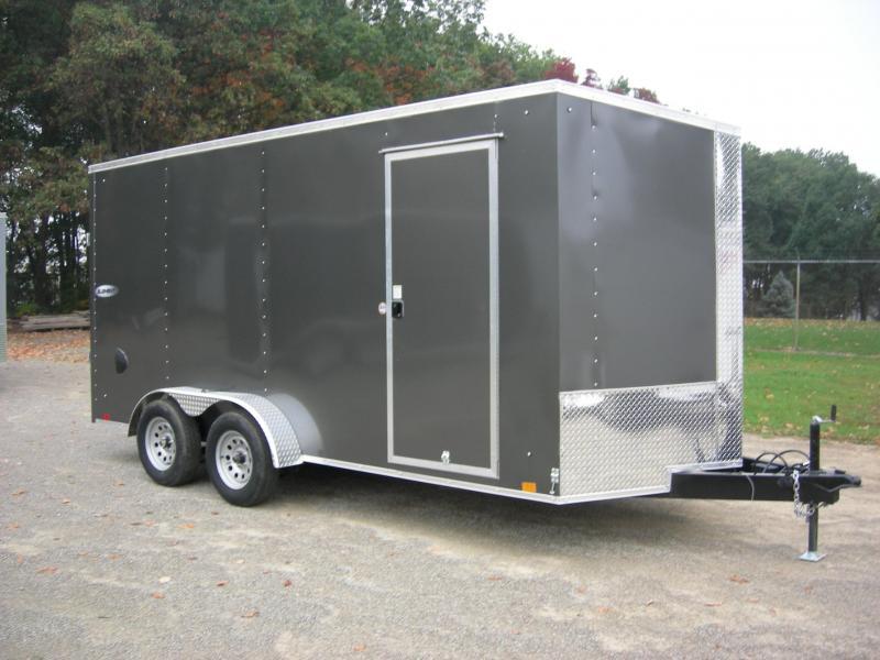 2022 Look Trailers LSCBC7x16TE2 Enclosed Cargo Trailer