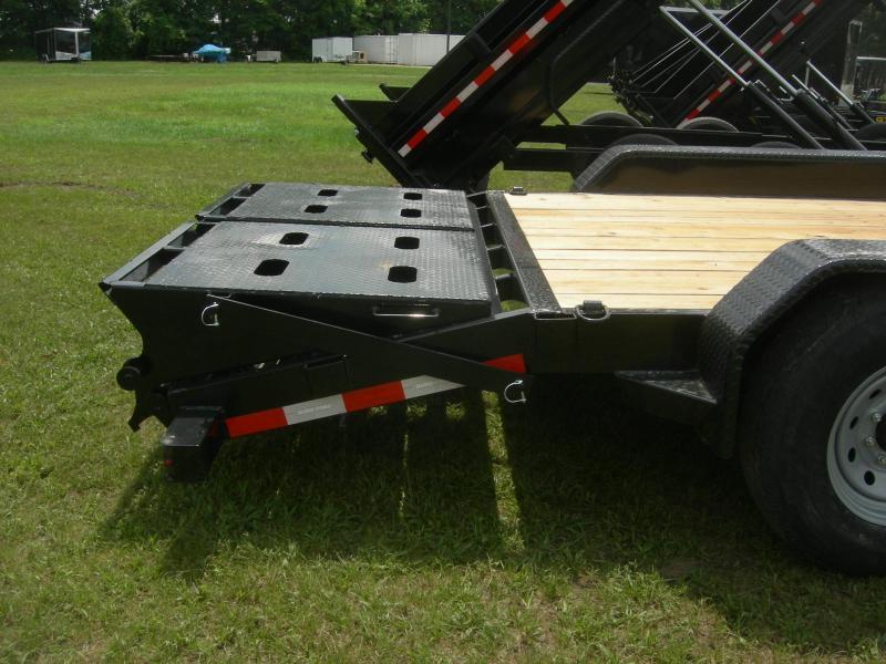 2021 Sure-Trac ST82173-14 Equipment Trailer