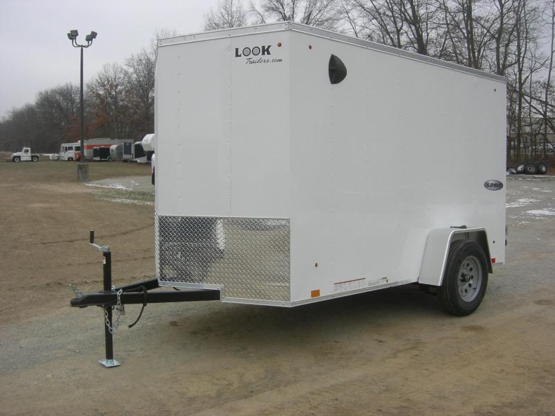 2021 Look Trailers LSCBA6x10SI2 Enclosed Cargo Trailer