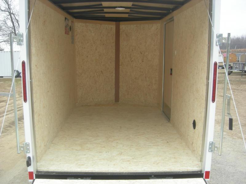 2021 Look Trailers LSCBA6x10SI2 Enclosed Cargo Trailer