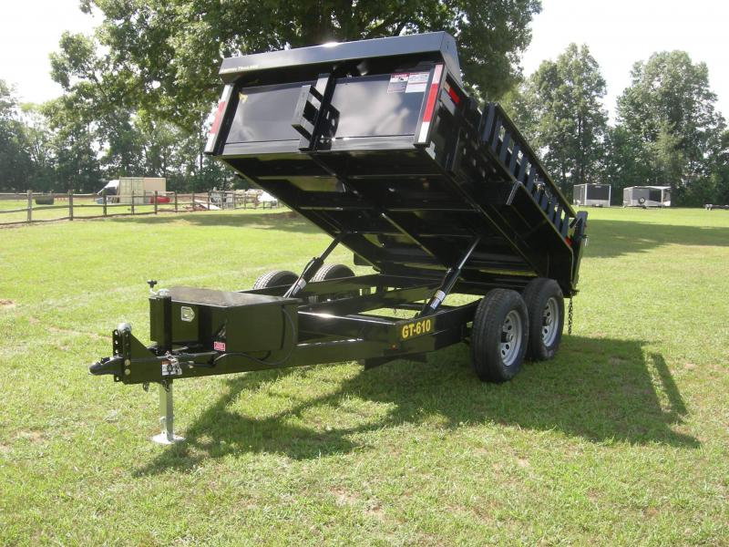 2020 Griffin GT610 Dump Trailer